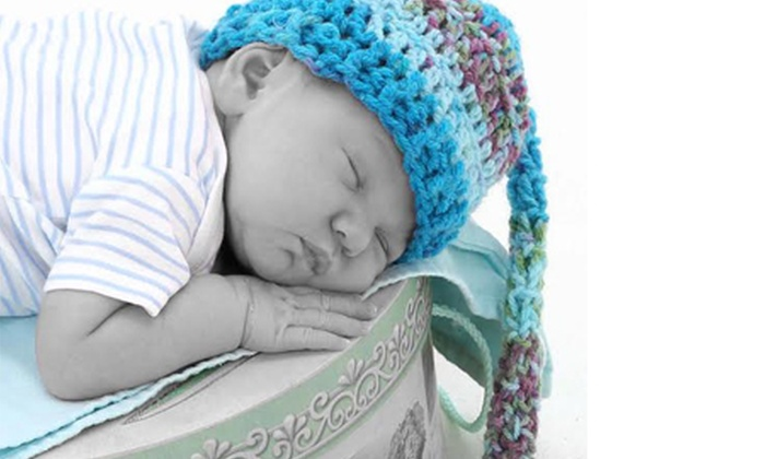 nicol's photography studio - Basildon: Baby Photoshoot With Four Prints for £19 at Nicol's Photography Studio (86% Off)