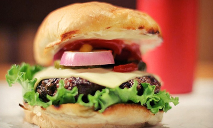 Wild Willy's Burgers - Quincy : Three Groupons, Each Good for $10 Worth of Burgers and Sandwiches at Wild Willy's Burgers ($30 Total Value)