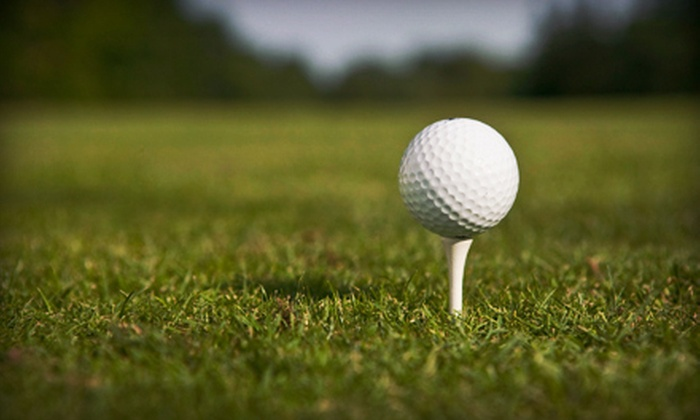 Meadowlawn Golf Course - Salem: Golf Outing for Two or Golf Lessons at Meadowlawn Golf Course (Up to 52% Off). Three Options Available.