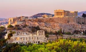 ✈ Tour della Grecia: Volo a/r e 7 notti in mezza pensione