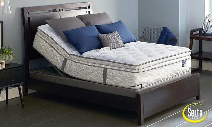 Serta Pillowtop Mattress Sets