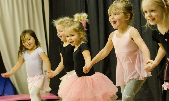 Kids 'N Dance 'N Theater Arts - Trails: Up to 59% Off Dance classes  at Kids 'N Dance 'N Theater Arts