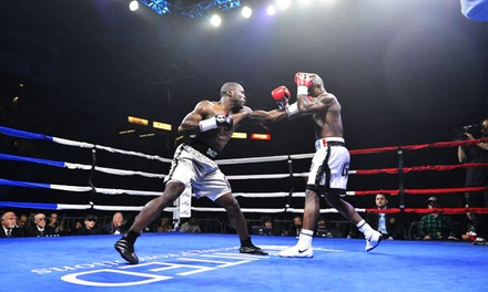 United Boxing Promotions Pro Boxing Event on Saturday, February 27, at 7 p.m.