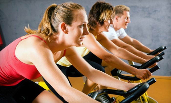 My Addiction Cycling and Yoga - Pembroke Park: 10 or 20 Spinning Classes at My Addiction Cycling and Yoga (Up to 71% Off)