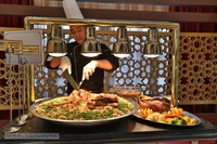 Lavish Iftar Buffet with Drinks starting at AED 115 at Abu Dhabi Country Club