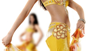 Bellydance by Saroya: $25 for Six Classes at Bellydance by Saroya ($72 Value)