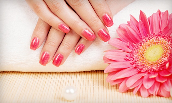 Fabulous Nails - Kentwood: $15 for $30 Worth of Mani-Pedi at Fabulous Nails