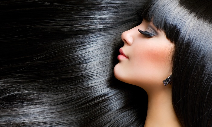 KIM&Co. Salon - KIM&Co. Salon: Brazilian Blowout, One or Three Regular Blowouts with Conditioning, or Haircut at KIM&Co. Salon (Up to 54% Off)