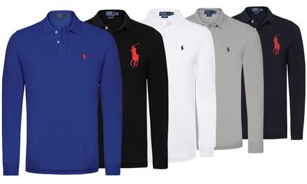 2752ff8ea4d2cb Polo Ralph Lauren LS   Groupon Shopping