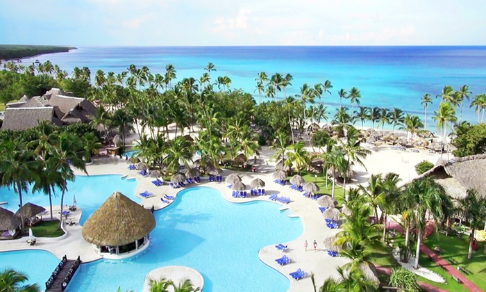 All-Inclusive Caribbean Vacation & Airfare