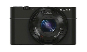 Sony Cyber-shot Dsc-rx100 20.2mp Digital Camera With 3.6x Optical Zoom