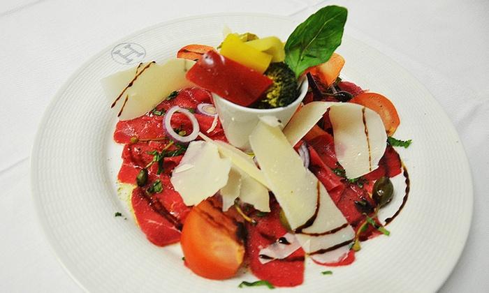 Restaurant Le H - Barr: Cuisine raffinée avec Entrée, plat et dessert au choix pour 2 convives dès 49 € au Restaurant Le H