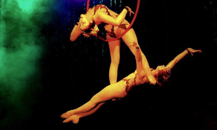 Cirque Italia - Brown's Bridge Shopping: Cirque Italia for One Child or Adult (March 25–27)
