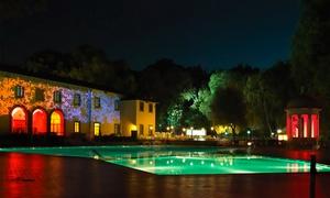 Ristorante Le Pavoniere: Menu di mare con dolce e vino all'interno del parco delle cascine da Ristorante Le Pavoniere (sconto fino a 58%)
