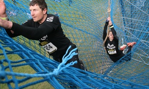 TriMax Events: Forest Warrior Race: Ninja Entry for One or Two, Saturday 9 April (Up to 52% Off)