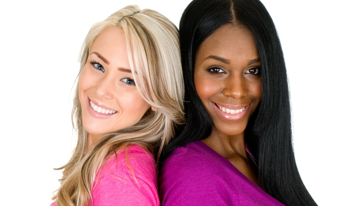 Nat Stylez - Charlin Park: Haircut, Highlights, Keratin, or Full Sew-in Weave at Nat Stylez (Up to 70% Off). Six Options Available.