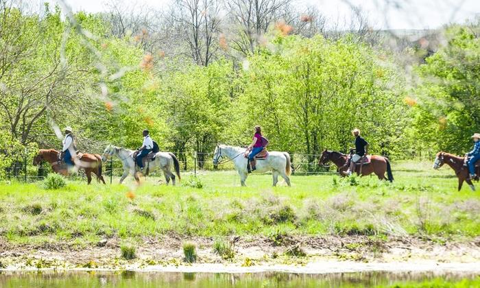 Horseback Riding - River Ranch at Texas Horse Park ...