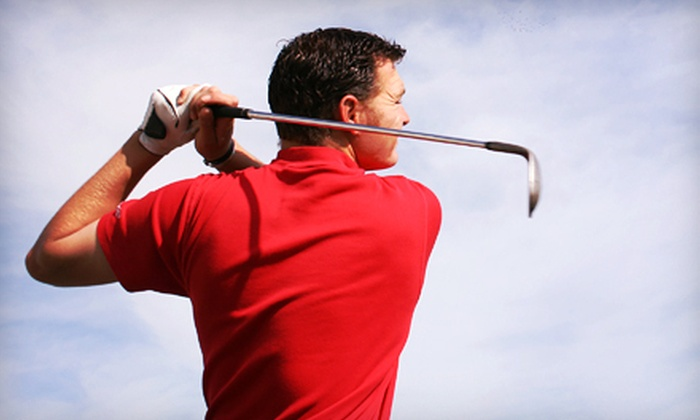 Dynamic Sports Fitness & Chiropractic - Naperville: $45 for a Golf Fitness Session with Swing Analysis at Dynamic Sports Fitness & Chiropractic in Naperville ($150 Value)