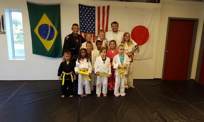 Integrity Ju Jitsu - Dublin: $84 for $168 Groupon — Integrity Martial Arts
