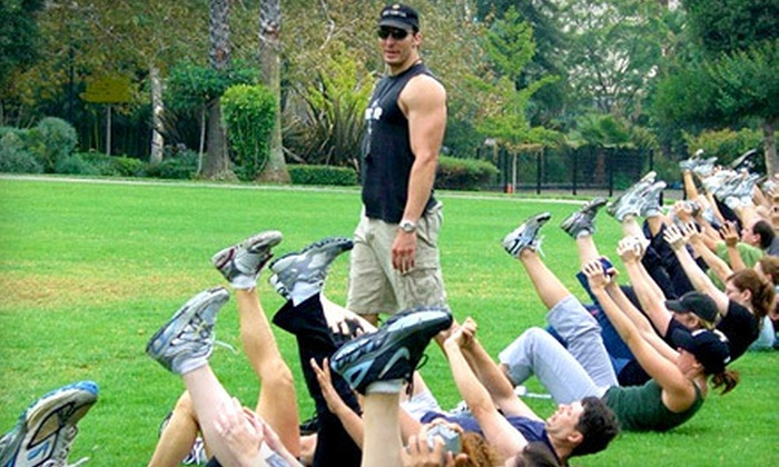 Boot Camp LA - Mid-Wilshire: Two Weeks or One Month of Boot Camp at Boot Camp LA (Up to 83% Off)