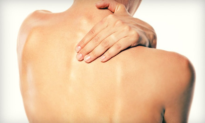 West Hills Chiropractic Pain Center - West Hills: Chiropractic Package at West Hills Chiropractic Pain Center in Huntington (Up to 90% Off). Two Options Available.