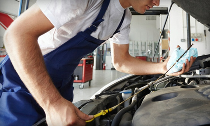 We Care Auto Body Collision Center - Springfield: Auto-Maintenance Package for One or Two Vehicles at We Care Auto Body Collision Center (Up to 74% Off)