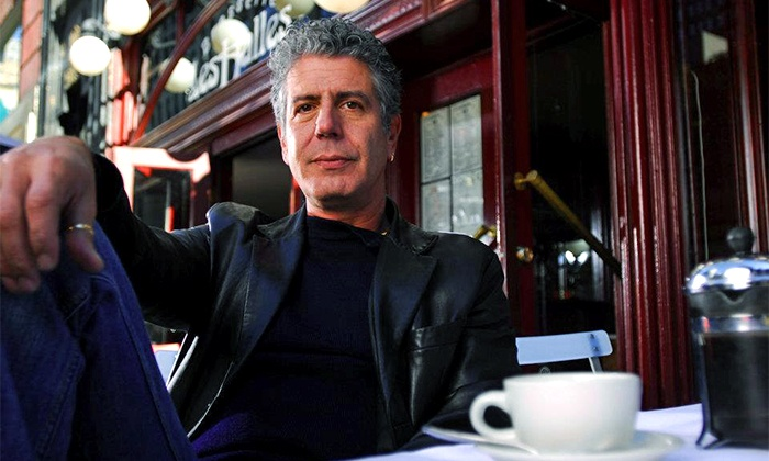 Anthony Bourdain - Tennessee Performing Arts Center: Anthony Bourdain: Close to the Bone at Andrew Jackson Hall on July 7 at 7:30 p.m. (Up to 25% Off)