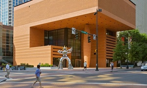 Bechtler Museum of Modern Art: Bechtler Museum of Modern Art Entry for Two, Four, or Family of Four (Up to 44%Off).
