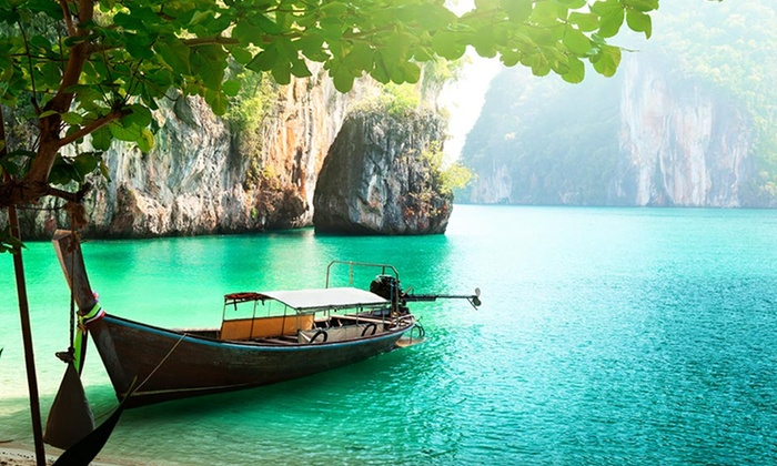 Thailand Tour with Airfare from Affordable Asia - Bangkok, Koh Samui, and Phuket : ✈ 10-Day Thailand Tour with Airfare from Affordable Asia; Price/Person Based on Double Occupancy