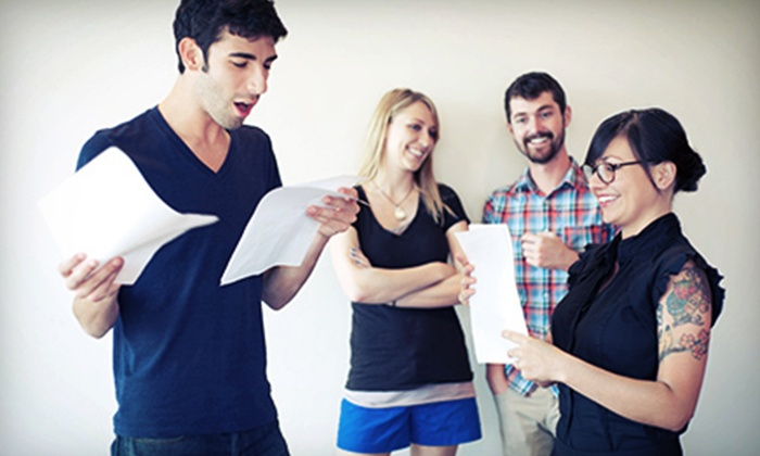 Freedom School of the Arts - Meadowvale: Adult Intro to Acting and Improv Course at Freedom School of the Arts (72% Off)
