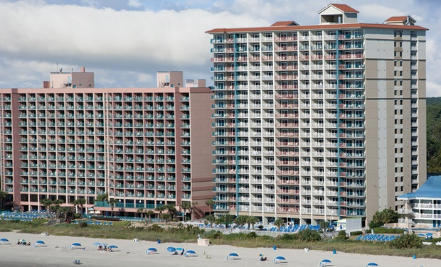 Paradise Resort Myrtle Beach Sc Stay At In