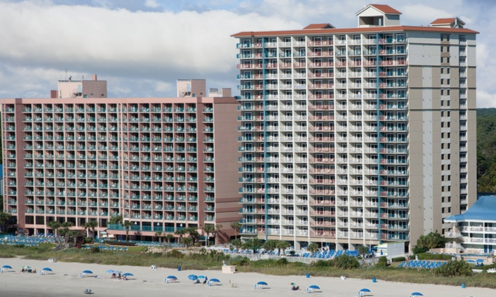 Family-Friendly Oceanfront Resort in Myrtle Beach