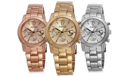 August Steiner Ladies' Swiss Multifunction Watch