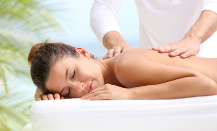 Massage Package or Two Vouchers, Each Good for 1 Massage or 1 Facial Package at Fusion Spa and Salon (Up to 62% Off)