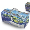 Day at the Races: Car Themed Tool Boxes