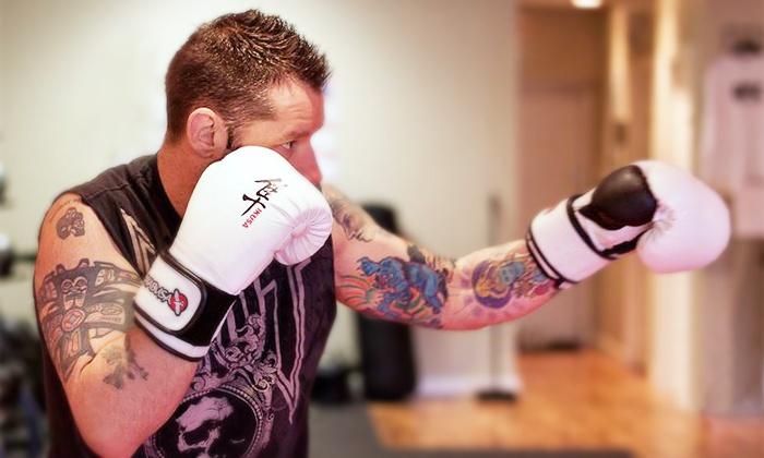 Origins Mma - Central City: $50 for $100 Toward Mixed Martial Arts at Origins MMA