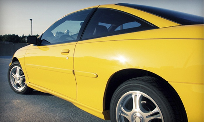 Tulsa Auto Detail - Fair Heights: Highlight Detail or Executive Car Detail at Tulsa Auto Detail (Up to 51% Off)