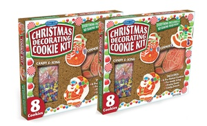 Christmas Cookie Decorating Kit (2-Pack) | Groupon