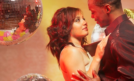 10 or 20 R&B Two-Step or Swing Classes at High Steppers Dance Troupe LLC (Up to 75% Off)