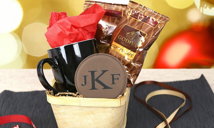 Monogram Online: Customized Gifts for Him from Monogram Online (Up to Half Off).