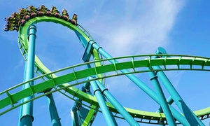 Cedar Point: Admission for One Person to Cedar Point (48% Off)
