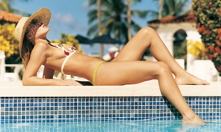 One, Two, or Three Custom Spray Tans at Maximum Airbrush Tan (Up to 67% Off)