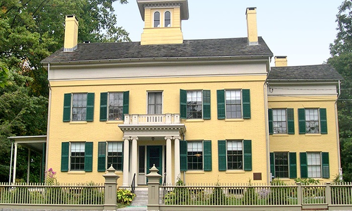 """Emily Dickinson Museum - Amherst Center: Museum Visit for Four or """"Dickinsons in Love"""" Event for Two at Emily Dickinson Museum (Up to 40% Off)"""