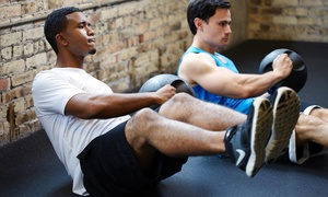 Climate Crossfit: Five Personal Training Sessions at Climate CrossFit (66% Off)