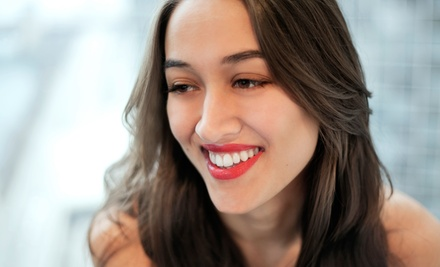 Dental Package with Option for Take-Home Whitening at Jamah Dental (Up to 92% Off)