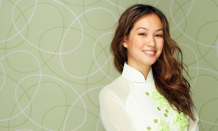 A Women's Haircut with Shampoo and Style from Oneyda Salon (57% Off)