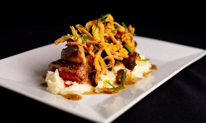 MetroPrime Steakhouse - Five Points South: $25 for $50 Worth of Steak and Seafood Dinner at MetroPrime Steakhouse