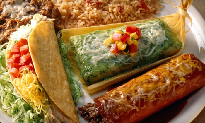 Beto's Mexican Restaurant - Grand Prairie: Mexican Cuisine and Nonalcoholic Drinks at Beto's Mexican Restaurant (Half Off). Two Options Available.
