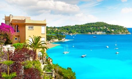 Liguria: fino a 3 notti con colazione, drink di benvenuto e 1 cena opzionale per 2 persone all'Hotel La Scogliera