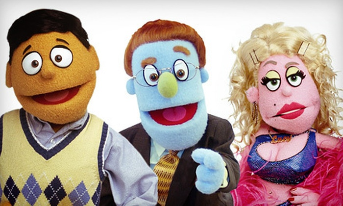 """Avenue Q - The Lower Ossington Theatre: $49 for Two to See """"Avenue Q"""" at Lower Ossington Theatre ($98 Value)"""